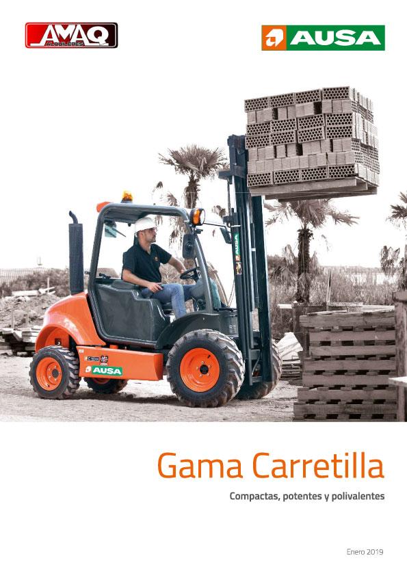 AUSA Gama Carretillas