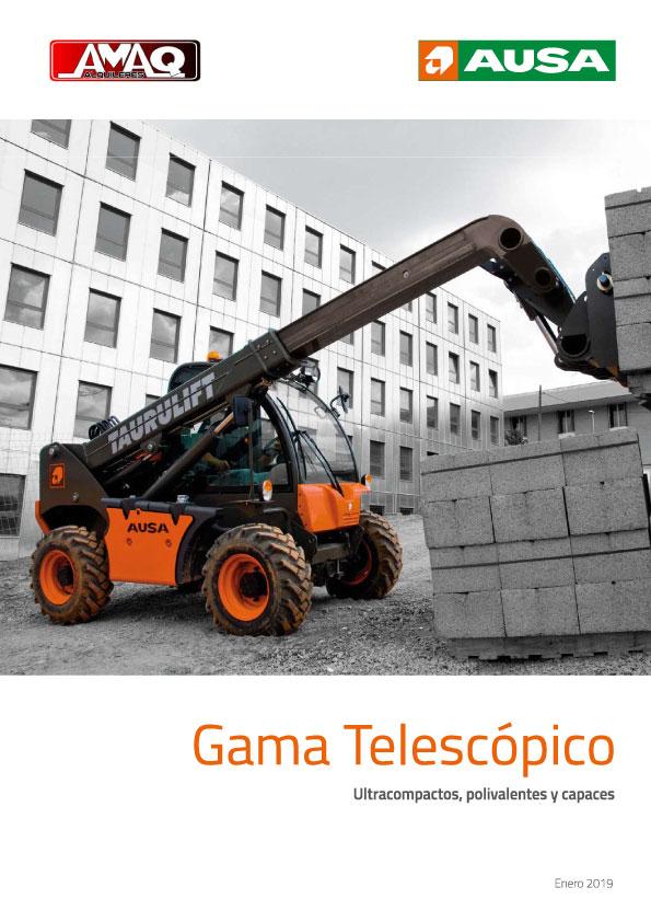 AUSA Gama Telescópico