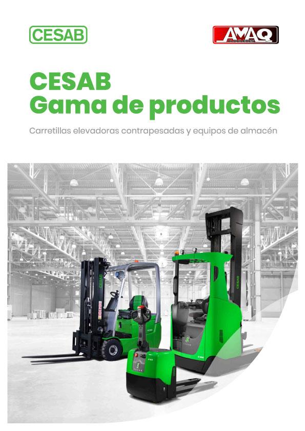 CESAB Gama de productos