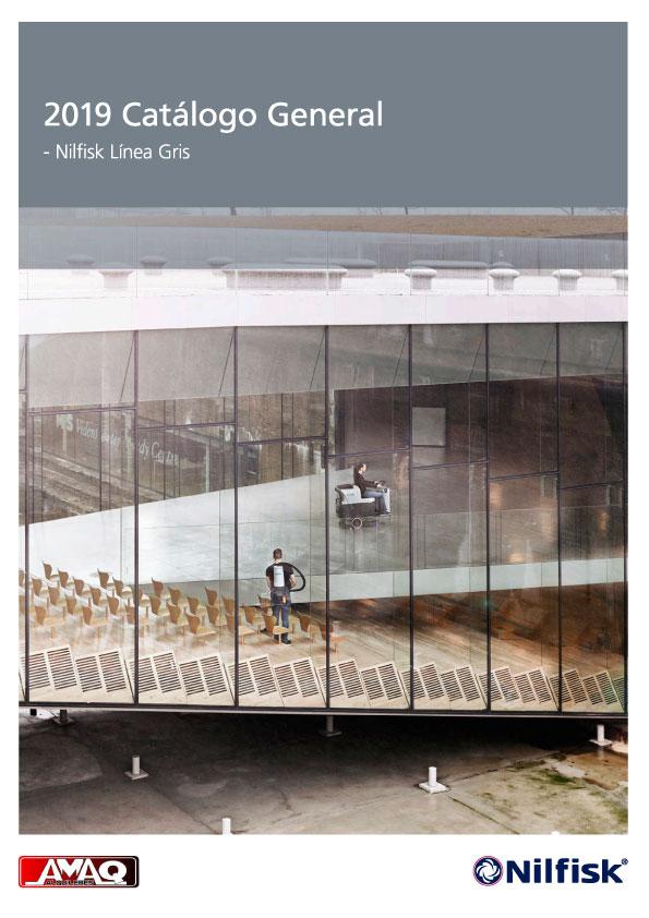 NILFISK Catálogo General 2019 Línea Gris